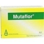 Verpackungsbild(Packshot) von MUTAFLOR magensaftresistente Hartkapseln