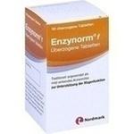 Verpackungsbild(Packshot) von ENZYNORM f überzogene Tabletten