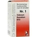 Verpackungsbild(Packshot) von BIOCHEMIE 1 Calcium fluoratum D 12 Tabletten