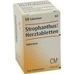 Verpackungsbild(Packshot) von STROPHANTHUS COMP.Herztabletten