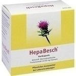 Verpackungsbild(Packshot) von HEPABESCH Hartkapseln