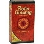 Verpackungsbild(Packshot) von ROTER GINSENG Gintec 8% Kapseln