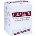 Verpackungsbild(Packshot) von ALKALA N Pulver z.Herst.e.Lösung z.Einnehmen