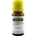 HOMEDA Atropin C 30 Globuli