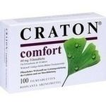 Verpackungsbild(Packshot) von CRATON Comfort Filmtabletten