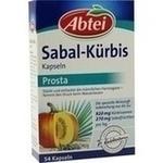 Verpackungsbild(Packshot) von ABTEI Sabal Kürbis Kapseln
