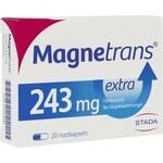 Verpackungsbild(Packshot) von MAGNETRANS extra 243 mg Hartkapseln