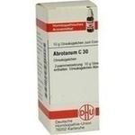 Verpackungsbild(Packshot) von ABROTANUM C 30 Globuli