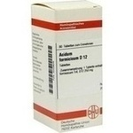 ACIDUM FORMICICUM D 12 Tabletten