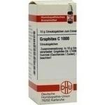 Verpackungsbild(Packshot) von GRAPHITES C 1000 Globuli