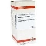 Verpackungsbild(Packshot) von KALIUM CHLORATUM D 12 Tabletten
