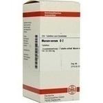 Verpackungsbild(Packshot) von MARUM VERUM D 2 Tabletten