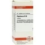 PHYTOLACCA D 30 Tabletten