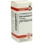 Verpackungsbild(Packshot) von SABAL SERRULATUM D 3 Globuli