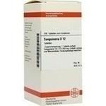 SANGUINARIA D 12 Tabletten