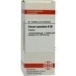 Verpackungsbild(Packshot) von ZINCUM CYANATUM D 30 Tabletten