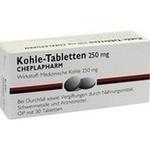 Verpackungsbild(Packshot) von KOHLE Tabletten