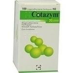Verpackungsbild(Packshot) von COTAZYM 20.000 Pellets magensaftresistente Kapseln