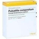 Verpackungsbild(Packshot) von PULSATILLA COMPOSITUM Ampullen