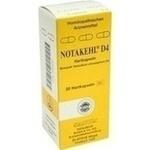 Verpackungsbild(Packshot) von NOTAKEHL D 4 Kapseln