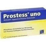 Verpackungsbild(Packshot) von PROSTESS uno Weichkapseln