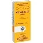Verpackungsbild(Packshot) von NOTAKEHL D 5 Tabletten