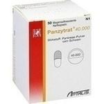 Verpackungsbild(Packshot) von PANZYTRAT 40.000 Kapseln