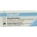 Verpackungsbild(Packshot) von FOLARELL Tabletten