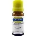 HOMEDA Asmeda C 30 Globuli