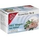 Verpackungsbild(Packshot) von H&S Magentee Filterbeutel