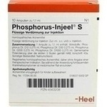 Verpackungsbild(Packshot) von PHOSPHORUS INJEEL S Ampullen