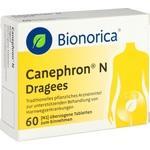Verpackungsbild(Packshot) von CANEPHRON N Dragees