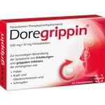 Verpackungsbild(Packshot) von DOREGRIPPIN Tabletten