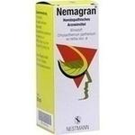 Verpackungsbild(Packshot) von NEMAGRAN Tropfen