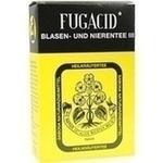 Verpackungsbild(Packshot) von FUGACID Harnsäuretee N