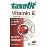 Verpackungsbild(Packshot) von TAXOFIT Vitamin E Weichkapseln