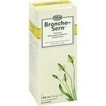 Verpackungsbild(Packshot) von BRONCHO SERN Sirup
