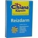 Verpackungsbild(Packshot) von CHIANA Kapseln Pfefferminzöl