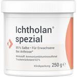 Verpackungsbild(Packshot) von ICHTHOLAN spezial 85% Salbe