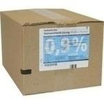 Verpackungsbild(Packshot) von ISOTONISCHE NaCl 0,9% DELTAMEDICA Inf.-Lsg.Plastik