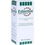 Verpackungsbild(Packshot) von ESBERITOX mono Tropfen