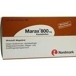 MARAX 800 Kautabletten