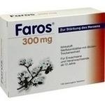Verpackungsbild(Packshot) von FAROS 300 mg überzogene Tabletten