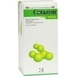 Verpackungsbild(Packshot) von COTAZYM 30.000 Pellets magensaftresistente Kapseln