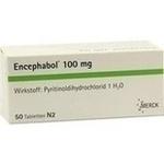 Verpackungsbild(Packshot) von ENCEPHABOL 100 mg überzogene Tabletten