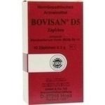 Verpackungsbild(Packshot) von BOVISAN D 5 Suppositorien