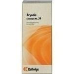 Verpackungsbild(Packshot) von SYNERGON KOMPLEX 54 Bryonia N Tropfen