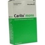 Verpackungsbild(Packshot) von CARITO mono Kapseln