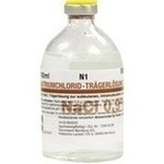 Verpackungsbild(Packshot) von NATRIUMCHLORID Trägerlösung Injektionslösung