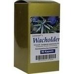 Verpackungsbild(Packshot) von WACHOLDER KAPSELN